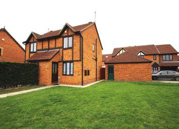 Thumbnail 2 bed semi-detached house for sale in Howdale Road, Sutton-On-Hull, Hull