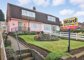 Thumbnail 3 bed semi-detached house for sale in Bannister Road, Penenden Heath, Maidstone, Kent