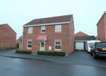 Thumbnail 4 bed detached house for sale in Minton Grove, Baddeley Green, Stoke-On-Trent