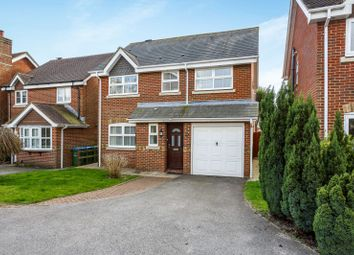 Thumbnail 4 bed detached house to rent in Partridge Close, Fareham