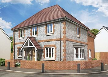 Thumbnail 4 bed detached house for sale in The Laurel. Owsla Park, Bloswood Lane, Whitchurch, Hampshire