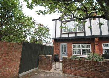Thumbnail 2 bedroom end terrace house for sale in Kingscote Road, New Malden