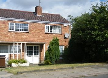 Thumbnail 3 bed property to rent in Cosgrove Road, Kingsthorpe, Northampton