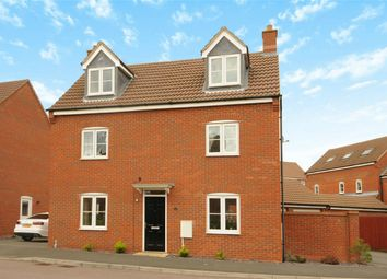 Thumbnail 4 bed detached house for sale in Langlands Road, Bedford