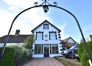Thumbnail 4 bed detached house for sale in The Street, Sedlescombe, Battle