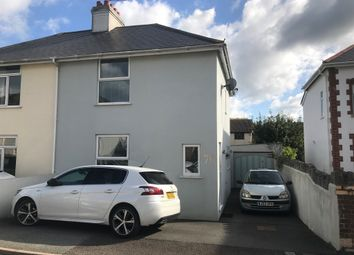 Thumbnail 2 bed end terrace house for sale in Exeter Road, Kingsteignton, Newton Abbot