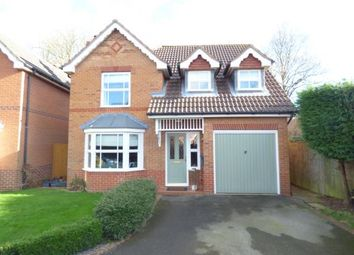 Thumbnail 4 bed detached house for sale in Schofield Road, Oakham, Rutland