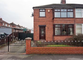 Thumbnail 3 bed semi-detached house for sale in Dinorben Avenue, St. Helens
