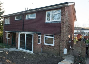 Thumbnail 3 bed semi-detached house to rent in Haleybridge Walk, Tangmere, Chichester