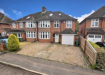 Thumbnail 5 bed semi-detached house for sale in Chiltern Road, Wendover, Buckinghamshire