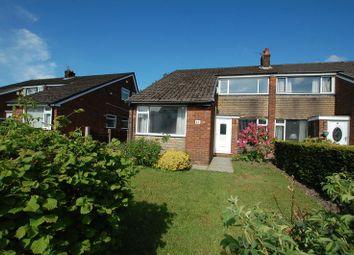 Thumbnail 3 bed semi-detached bungalow for sale in Duxbury Avenue, Little Lever, Bolton