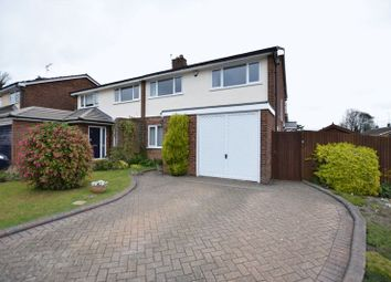 Thumbnail 4 bedroom semi-detached house for sale in Anns Close, Tring