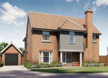 Thumbnail 4 bed detached house for sale in Meadow Gardens, Hunsdon Road, Widford, Hertfordshire