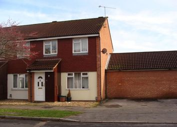 Thumbnail 3 bed semi-detached house to rent in Wellington Drive, Welwyn Garden City
