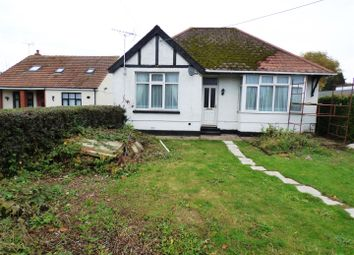 Thumbnail 2 bed detached bungalow to rent in Minster Road, Minster On Sea, Sheerness