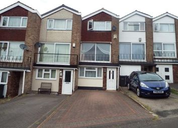 Thumbnail 4 bed terraced house for sale in Nash Square, Perry Barr, Birmingham, West Midlands