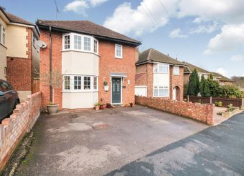 Thumbnail 4 bed detached house for sale in St. Davids Drive, Broxbourne