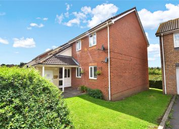 Thumbnail 1 bed flat for sale in Eton Way, Dartford, Kent