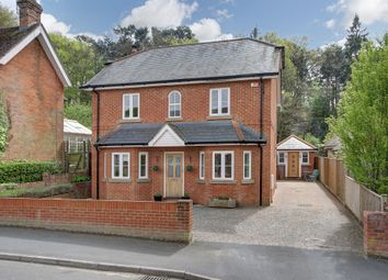 Thumbnail 5 bed detached house for sale in Upper Broadmoor Road, Crowthorne
