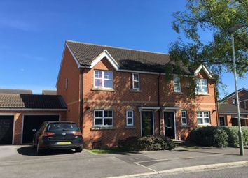 Thumbnail 3 bed semi-detached house for sale in Firthmoor Crescent, Darlington