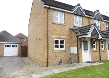 Thumbnail 3 bed end terrace house for sale in Elvaston Park, Hull