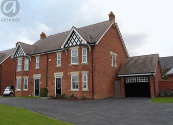 Thumbnail 4 bed semi-detached house to rent in Basen Close, Kempston, Bedford