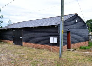 Thumbnail Barn conversion for sale in Pope Street, Godmersham, Canterbury