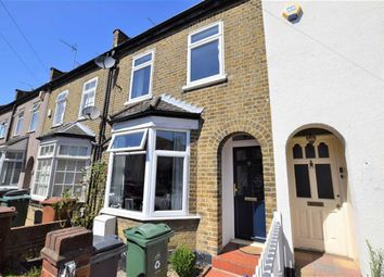 Thumbnail 2 bed terraced house to rent in Alpha Road, Chingford, London
