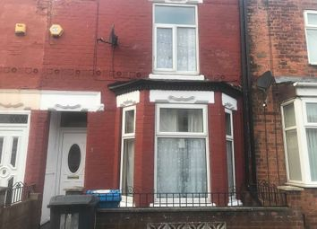 Thumbnail 3 bed terraced house for sale in Dorset Street, Hull, East Yorkshire