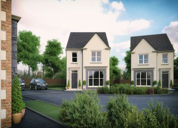 Thumbnail 4 bedroom detached house for sale in Coach Hall, Lylehill Road East, Templepatrick, Ballyclare