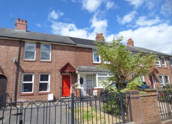 Thumbnail 2 bed terraced house for sale in Wilton Avenue, Walker, Newcastle Upon Tyne