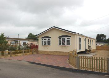 Thumbnail 2 bed mobile/park home for sale in Primrose Hill, Charlton Mackrell, Somerton