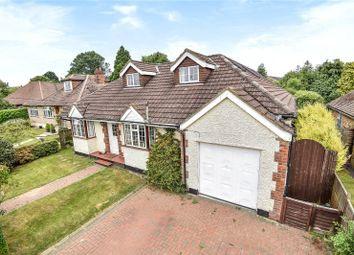 Thumbnail 4 bed detached bungalow for sale in Hillfield Square, Chalfont St. Peter, Gerrards Cross, Buckinghamshire