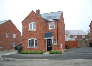 Thumbnail 3 bed detached house for sale in Brampton Grange Drive, Middlemore, Daventry