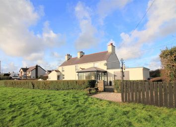 Thumbnail 3 bed detached house for sale in Llanrhyddlad, Holyhead