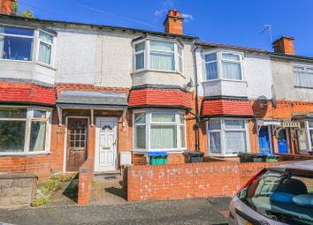 Thumbnail 3 bedroom terraced house to rent in Talbot Road, Smethwick