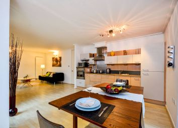 Thumbnail 1 bed flat to rent in Greenroof Way, Greenwich