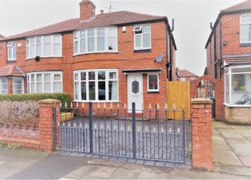 Thumbnail 3 bedroom semi-detached house for sale in Brookleigh Road, Manchester