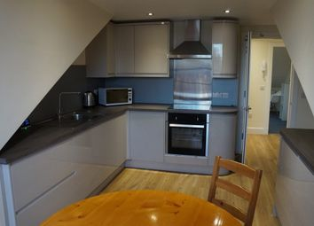 Thumbnail 1 bed flat to rent in South Fort Street, Edinburgh