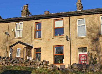Thumbnail 3 bed terraced house for sale in Park Road, Helmshore, Rossendale