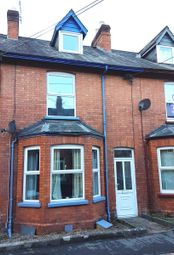 Thumbnail 3 bed terraced house for sale in Alexandra Terrace, Tiverton