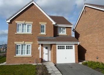 Thumbnail 4 bedroom detached house to rent in Abbots Court, Selby