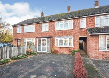 Thumbnail 3 bed terraced house for sale in Blackmore Road, Kelvedon Hatch, Brentwood