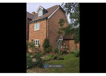 Thumbnail 3 bed end terrace house to rent in Kings Hill, Kings Hill, West Malling
