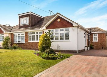 Thumbnail 2 bedroom bungalow for sale in Foxwood Way, New Barn, Longfield