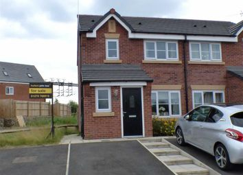 Thumbnail 3 bed semi-detached house for sale in Heron Way, Ettiley Heath, Sandbach