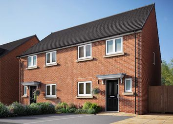 "3 bed semi-detached house for sale in ""The Eveleigh"" at Cobblers Lane, Pontefract WF8"