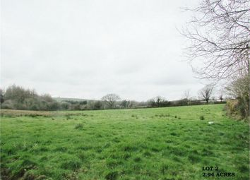 Thumbnail Land for sale in Llangolman, Clynderwen
