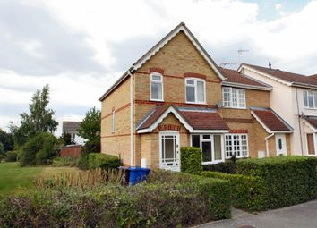 Thumbnail 2 bedroom end terrace house to rent in Hempstead Road, Haverhill
