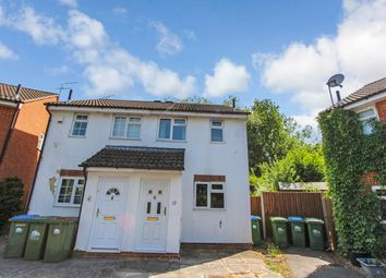 Thumbnail 2 bed semi-detached house for sale in Corbiere Close, Maybush, Southampton